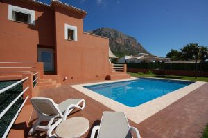 Large villa in Javea with Montgo views