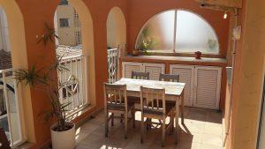 Apartment im gehobenen zentralen Moraira 150M vom Strand