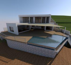 Neubau Luxusvilla