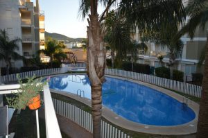 1 bedroom apartment close to Denia center