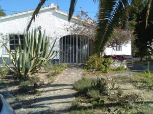 Detached villa in a quiet area of Javea