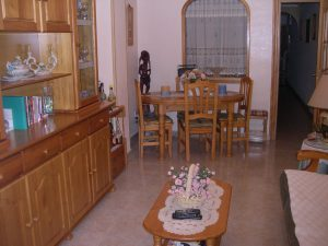 Three bedroom flat in Playa de los Locos