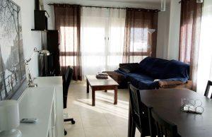 Moderne flat met één slaapkamer