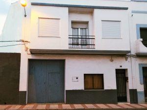 6 maison de ville avec garage