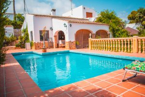 A fabulous 4 bedroom villa in Javea