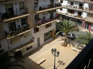 Appartement in de altijd populaire haven van Javea