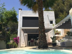 Modernised Ibizan syled villa in quiet location