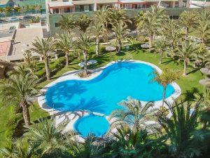 3 bedroom triplex in the center of Alicante