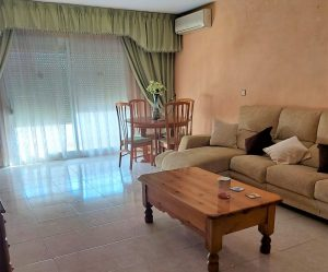 Large 2 bedroom flat in Alfaz