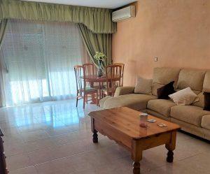 Suuri 2 makuuhuoneen asunto Alfazissa